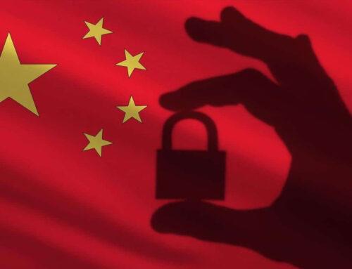 数据安全法企业培训卡通长图